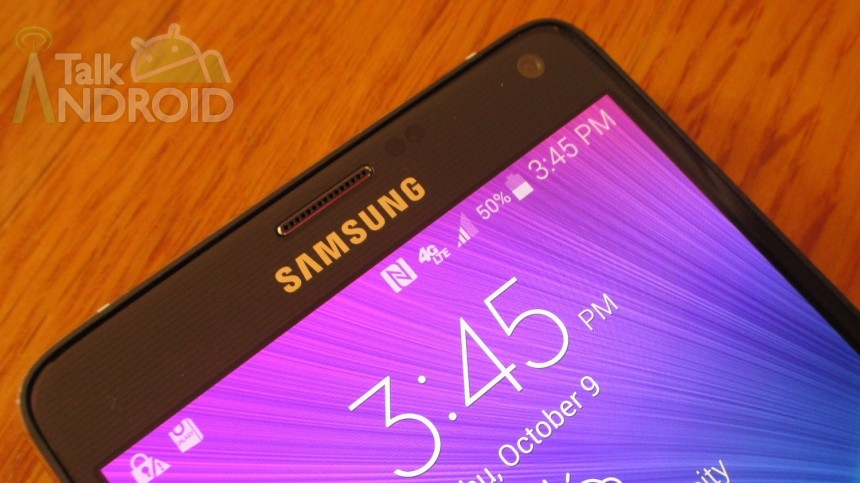 Samsung_Galaxy_Note_4_Front_Samsung_Logo_TA